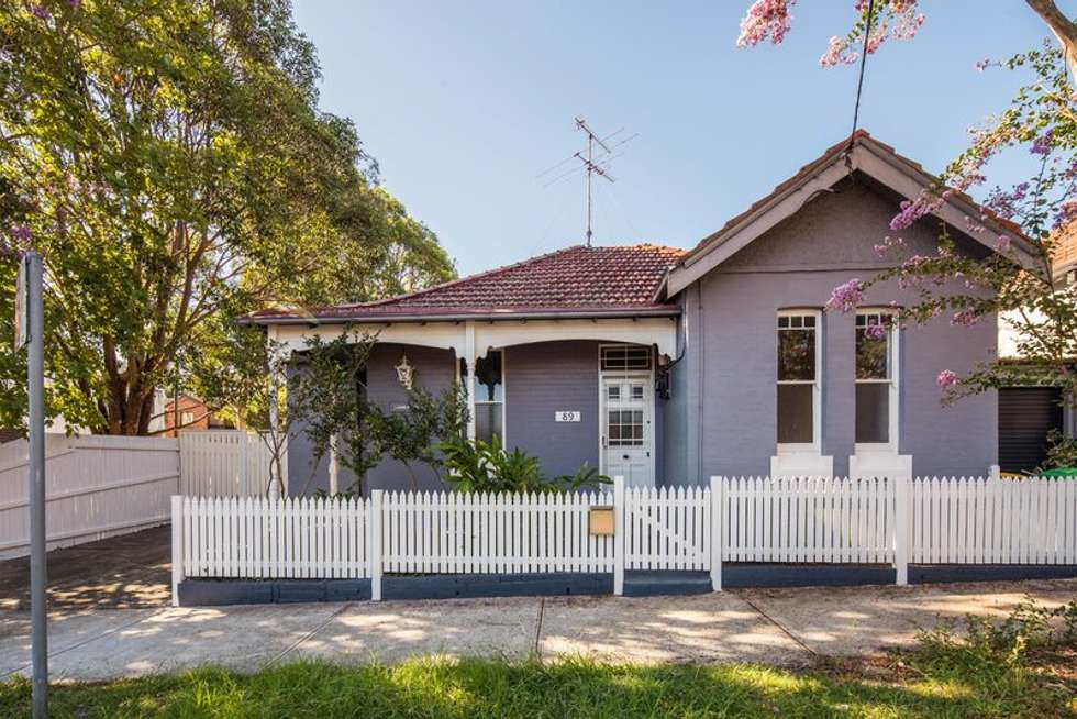 Fifth view of Homely house listing, 89 Carlisle Street, Leichhardt NSW 2040
