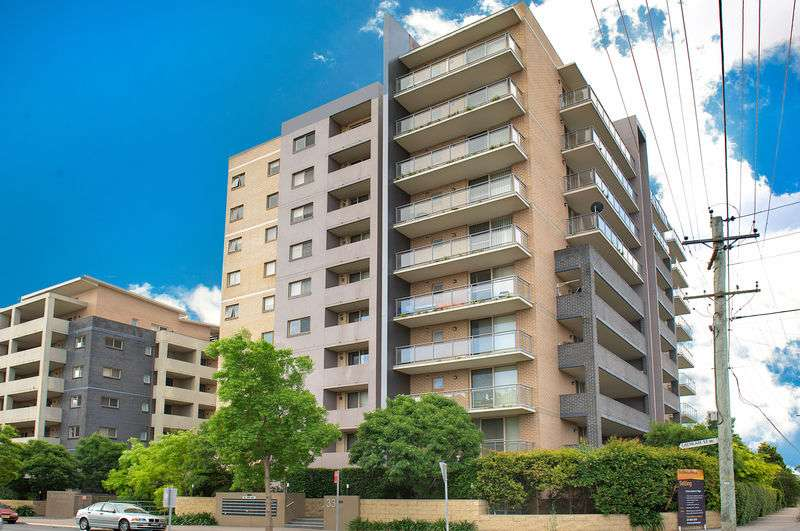Main view of Homely unit listing, 54/33-39 Lachlan Street, Liverpool, NSW 2170