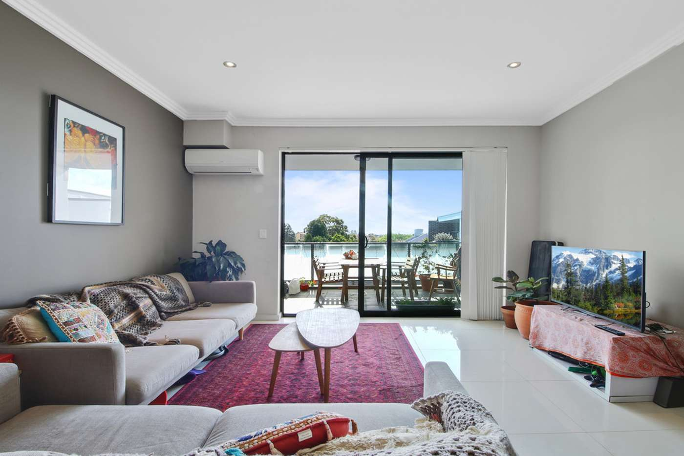 Main view of Homely unit listing, 201/58-60 Crystal Street, Petersham NSW 2049