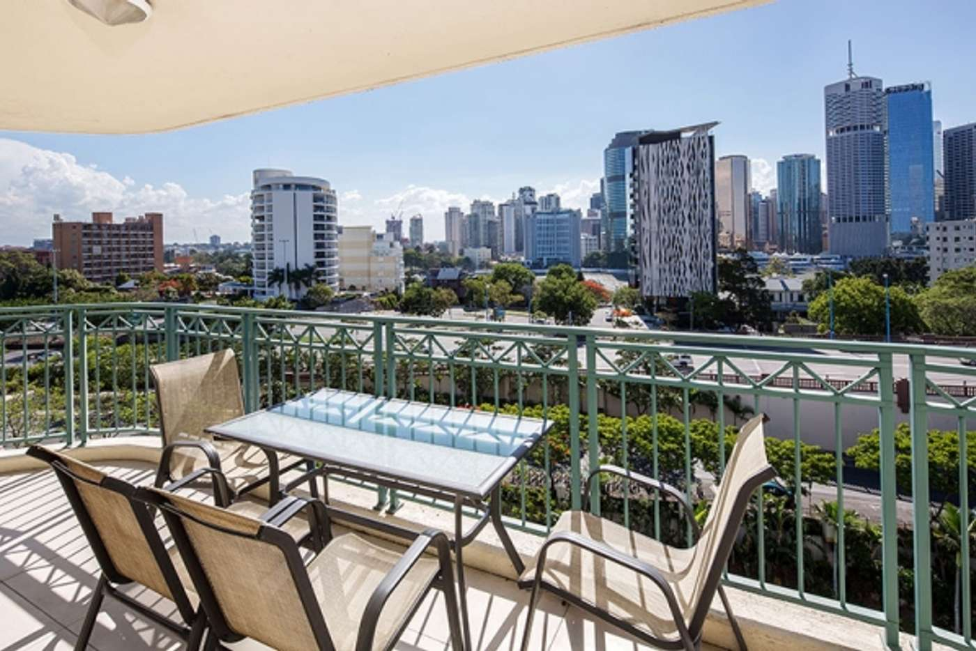 Main view of Homely apartment listing, 1 Goodwin Street, Kangaroo Point QLD 4169