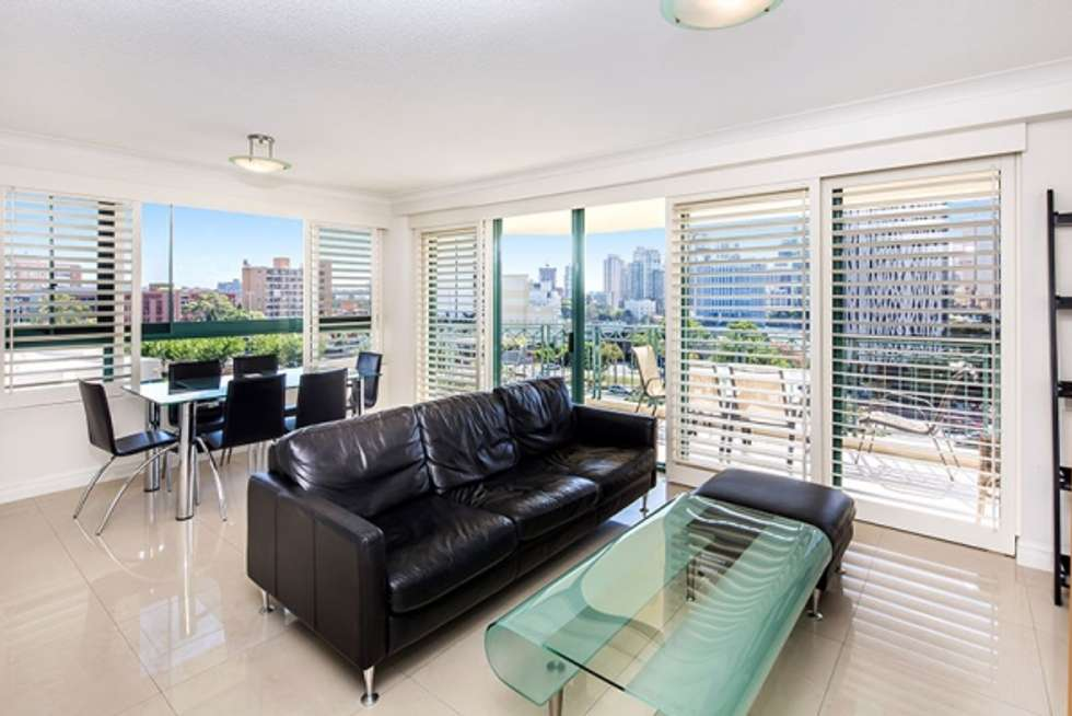 Second view of Homely apartment listing, 1 Goodwin Street, Kangaroo Point QLD 4169