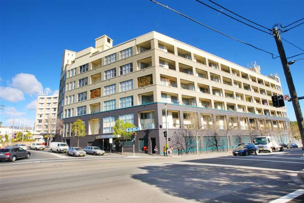Fifth view of Homely unit listing, 407/1 Missenden Road, Camperdown NSW 2050