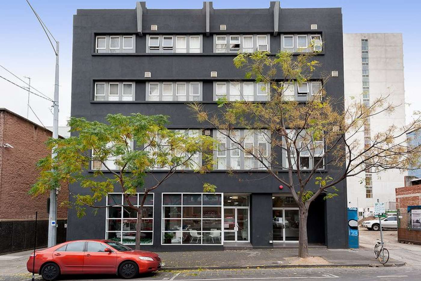 Main view of Homely studio listing, 22/117 Bouverie Street, Carlton VIC 3053