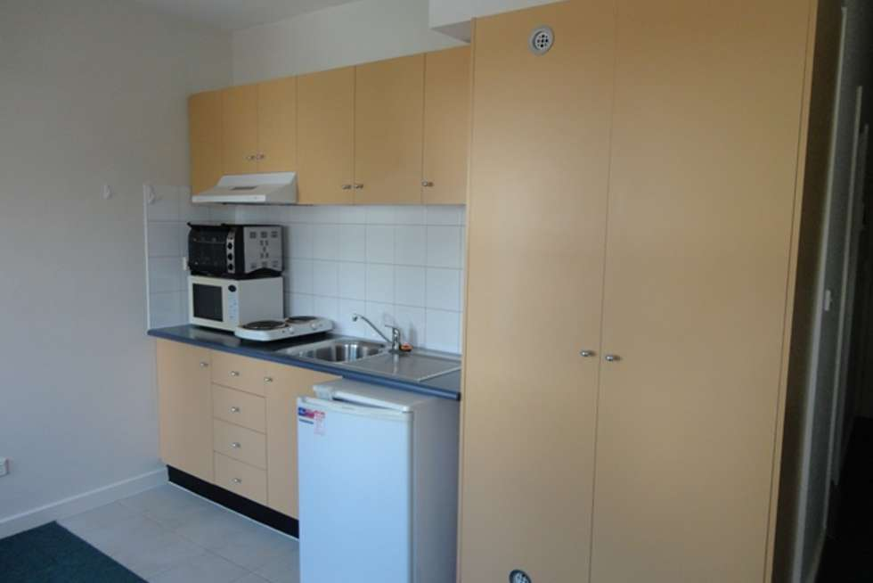 Third view of Homely studio listing, 22/117 Bouverie Street, Carlton VIC 3053