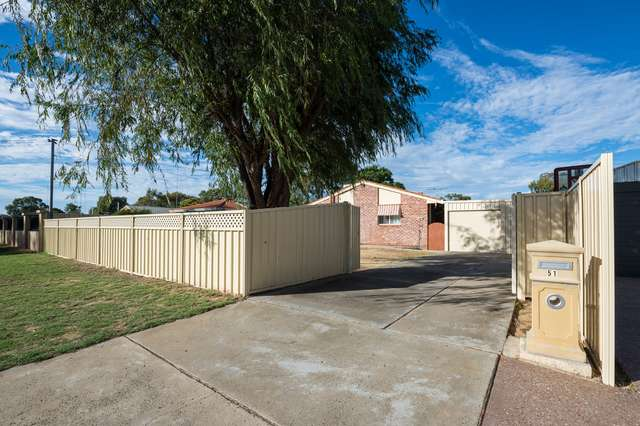 51 Hudson Road, Withers WA 6230