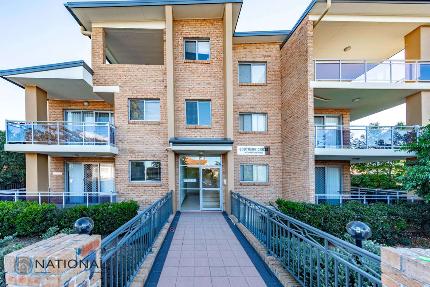 Main view of Homely unit listing, 1/11-13 Cross Street, Guildford NSW 2161