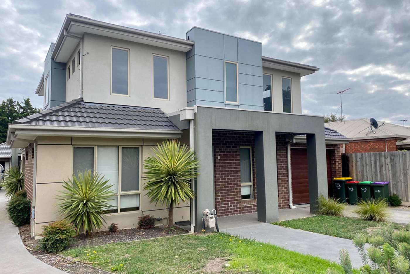 Main view of Homely townhouse listing, 1/177 Maidstone Street,, Altona VIC 3018