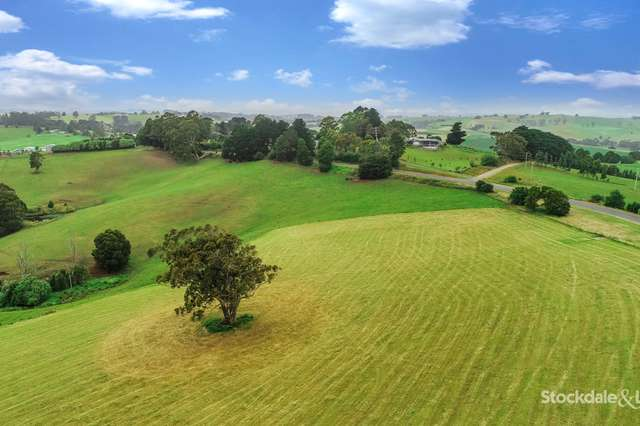 Lot 2 / 265 Boolarra - Mirboo North Road, Mirboo North VIC 3871