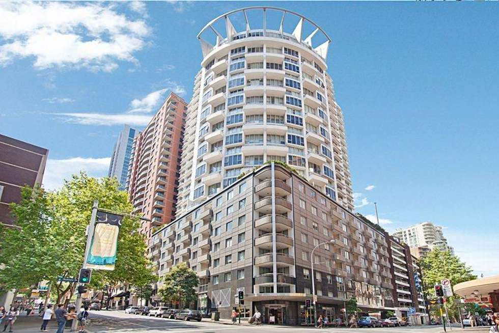 Second view of Homely apartment listing, 136/298-304 SUSSEX STREET, Sydney NSW 2000