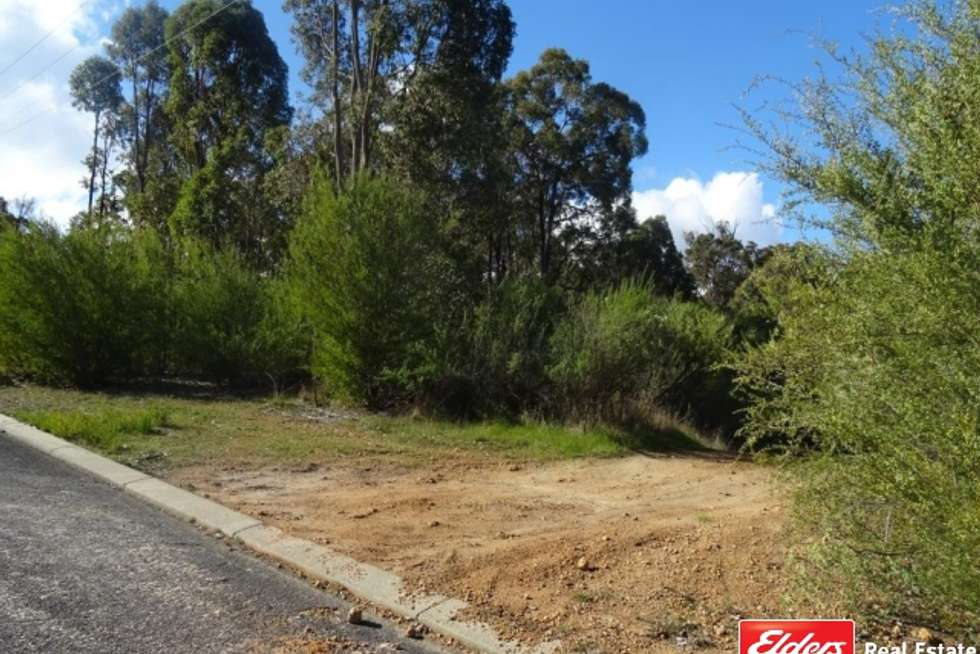 Second view of Homely residentialLand listing, 89 Wellington Bouelvard, Collie WA 6225