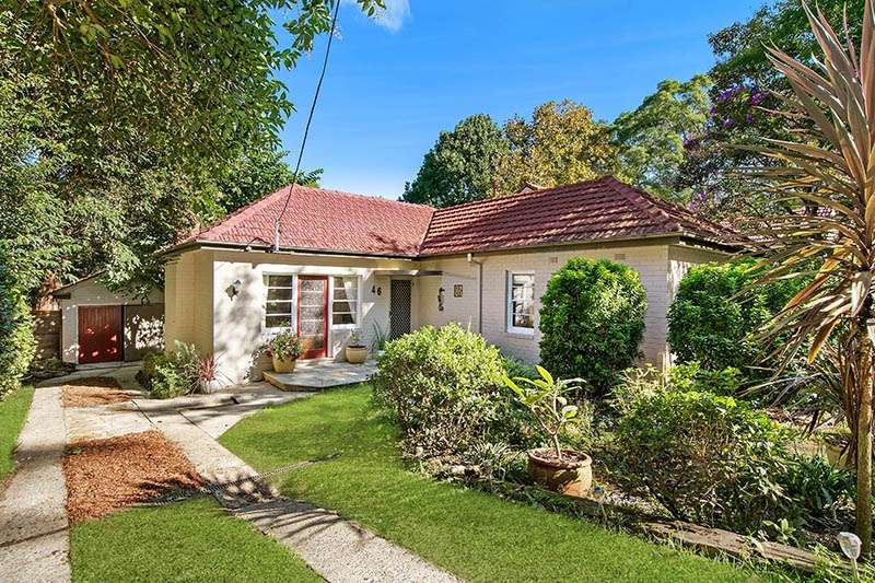 Main view of Homely house listing, 46 Merriwa St, Gordon, NSW 2072