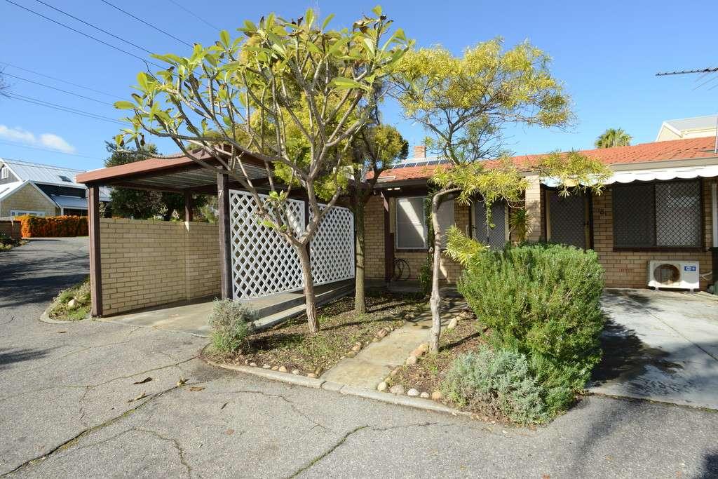 Main view of Homely villa listing, 7/105 Edmund Street, Fremantle, WA 6160