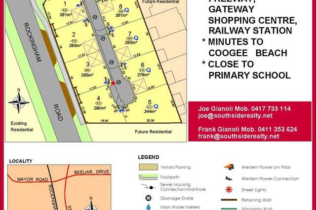 Lot 2/ 88 west churchill ave, Munster WA 6166