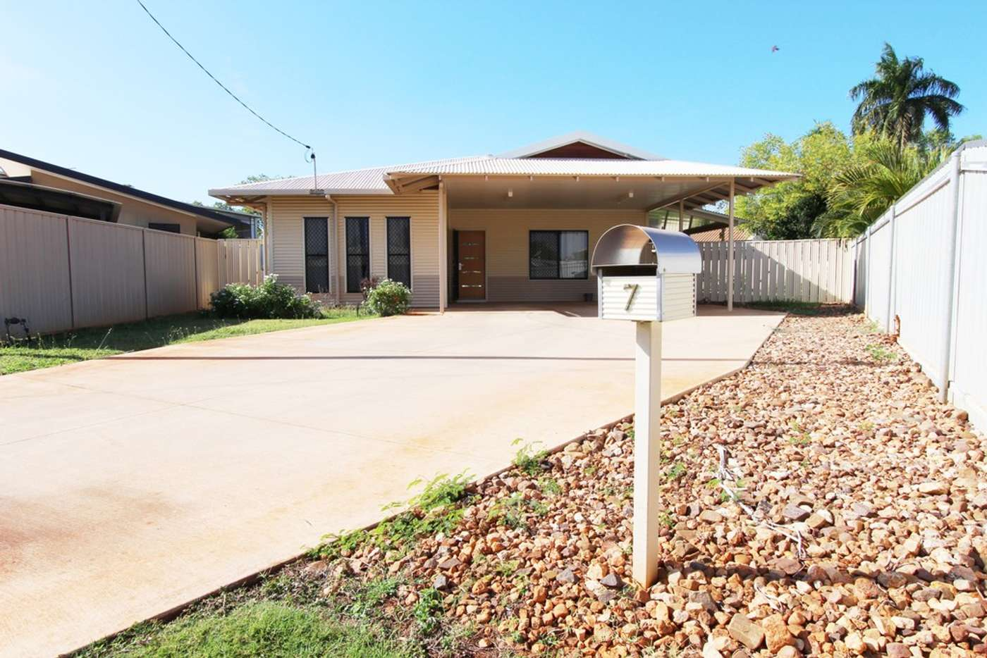 Main view of Homely house listing, 7 Rutt Crt, Katherine NT 850