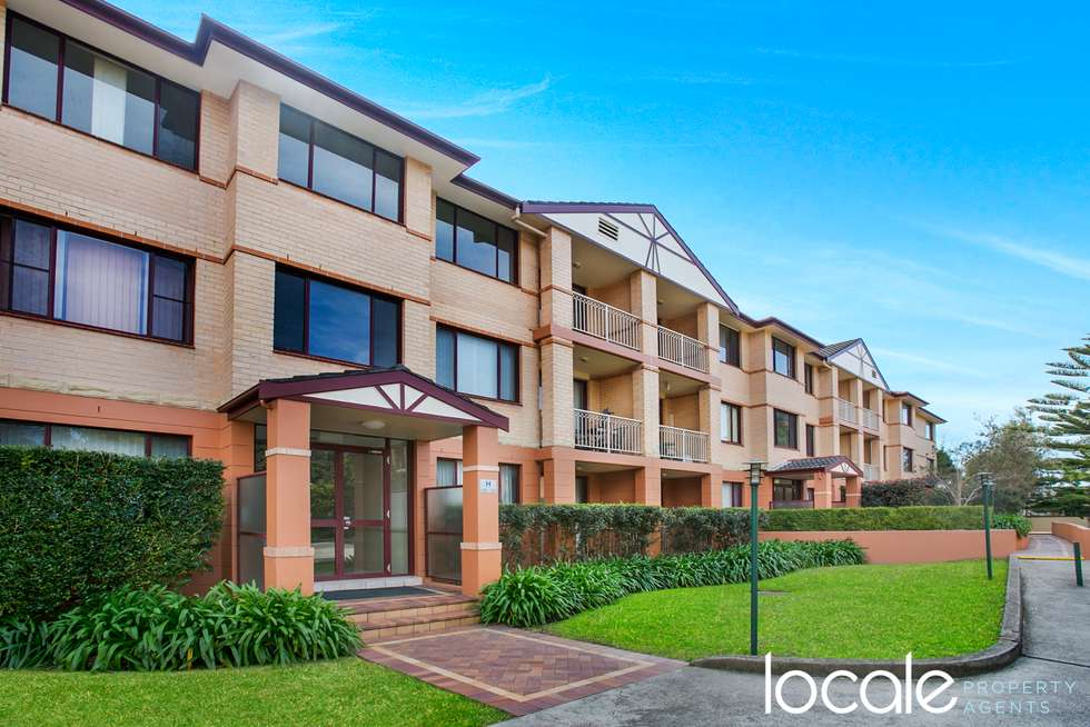 Second view of Homely unit listing, 96/18-20 Knocklayde Street, Ashfield NSW 2131