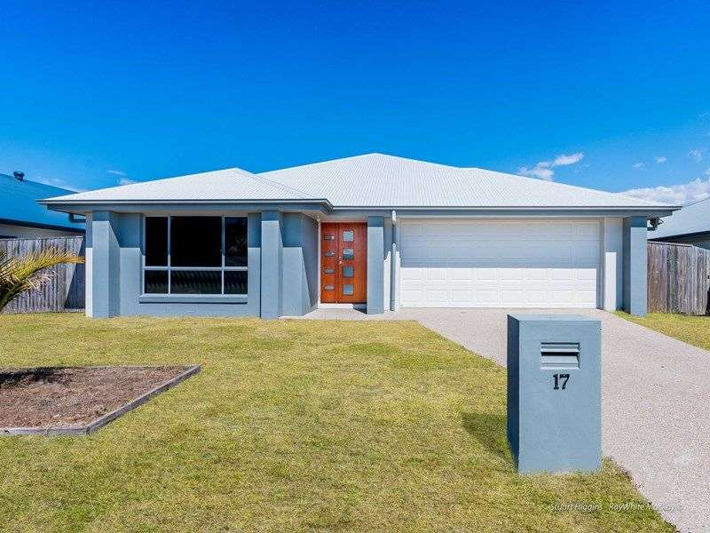 Main view of Homely house listing, 17 Galleon Circuit, Bucasia, QLD 4750
