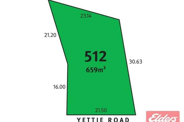 11B (Lot 512) Yettie Road, Williamstown SA 5351