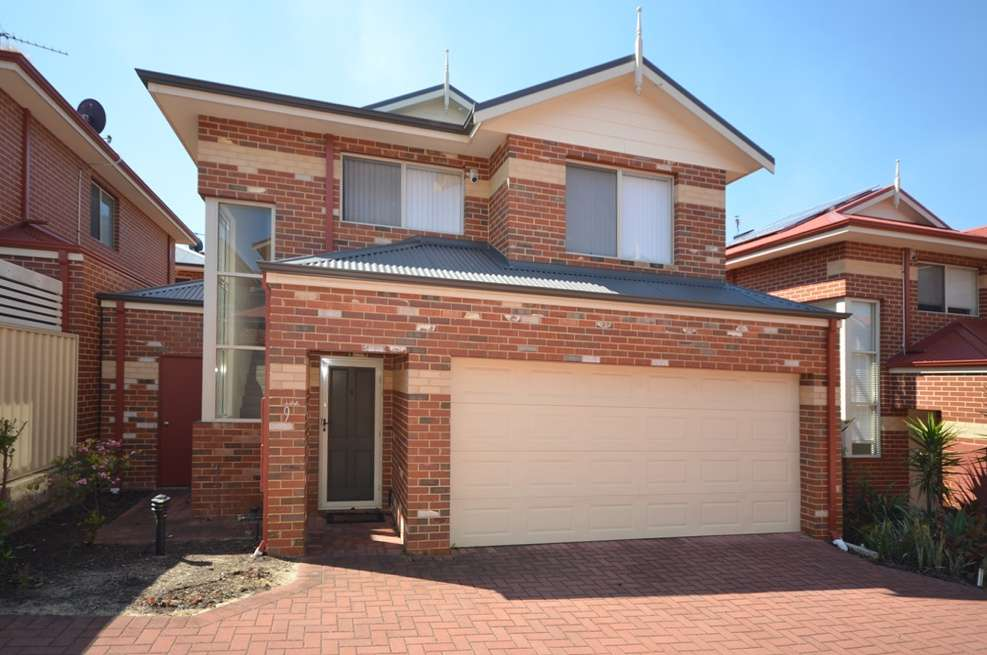 Main view of Homely townhouse listing, 9/12 Forster Avenue, Lathlain, WA 6100