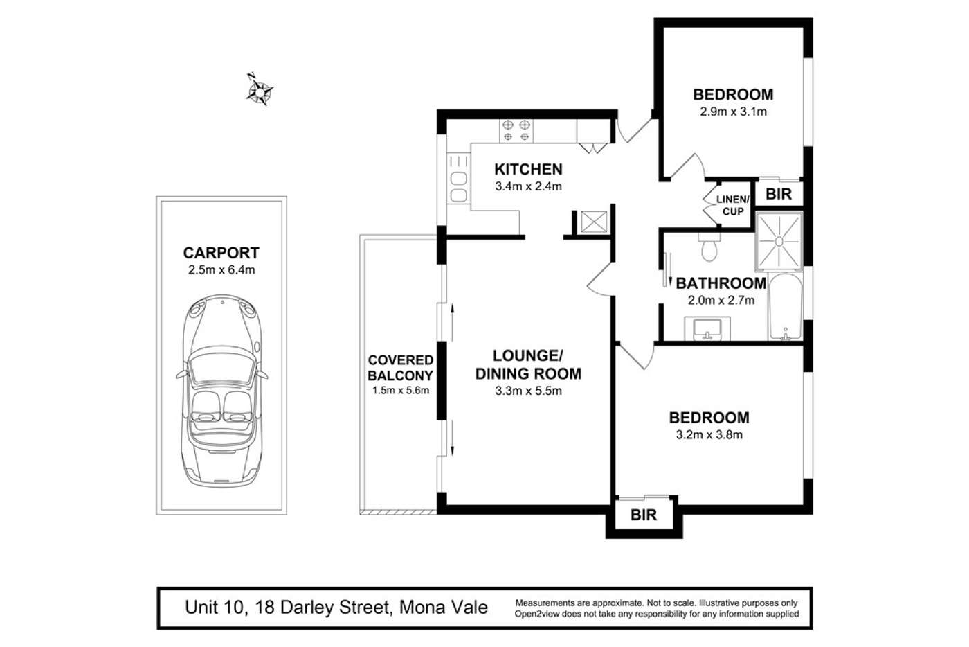 Seventh view of Homely apartment listing, 10/18 Darley Street, Mona Vale NSW 2103