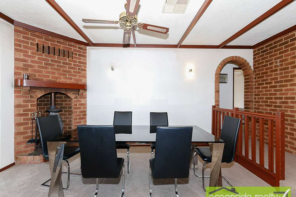 Fifth view of Homely house listing, 64 Bridgewater Drive, Kallaroo WA 6025