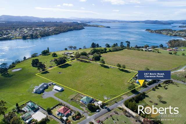 247 Bevic Road, Clarence Point TAS 7270