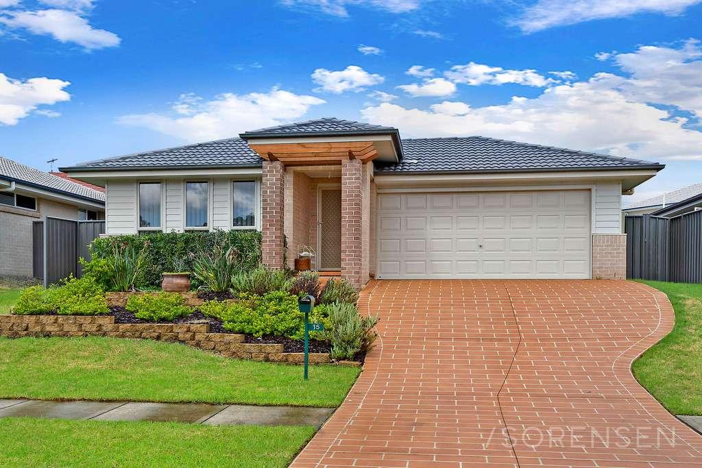 Main view of Homely house listing, 15 Connemara Street, Wadalba, NSW 2259