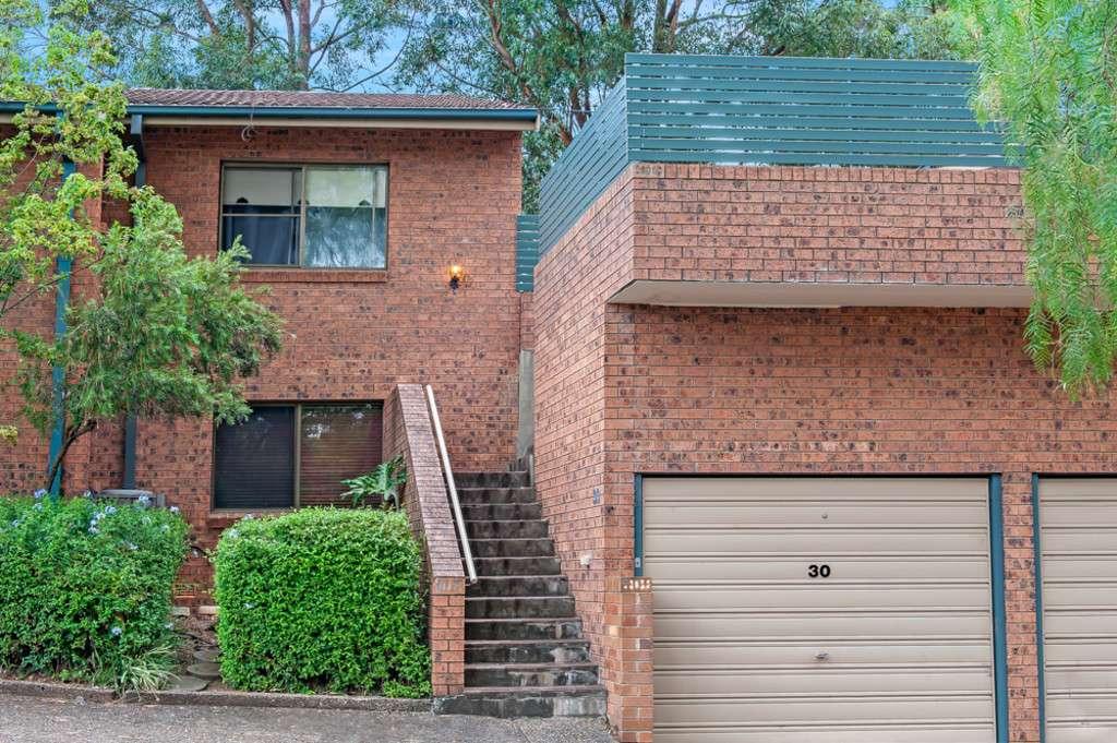 Main view of Homely townhouse listing, 30/22 Pennant Street, Castle Hill, NSW 2154