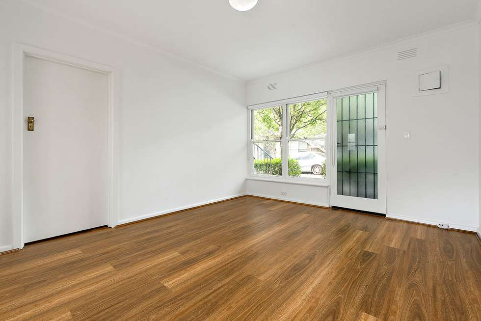 Third view of Homely apartment listing, 18/3 Kooyongkoot Road, Hawthorn VIC 3122