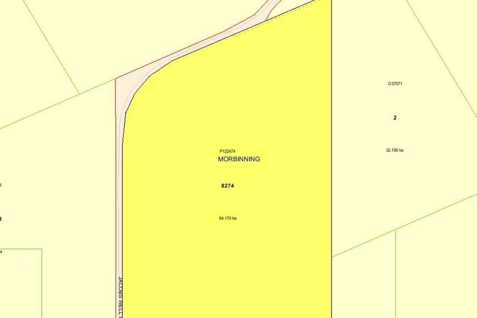 Third view of Homely mixedFarming listing, Lot 8274 Jacobs Well Road, Beverley WA 6304