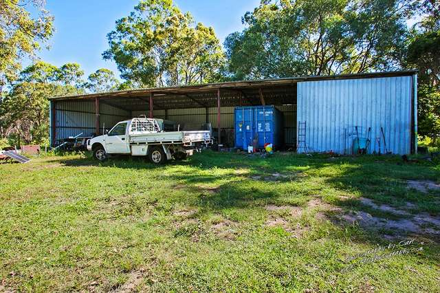 Lot 1 Round Hill Rd, Captain Creek QLD 4677