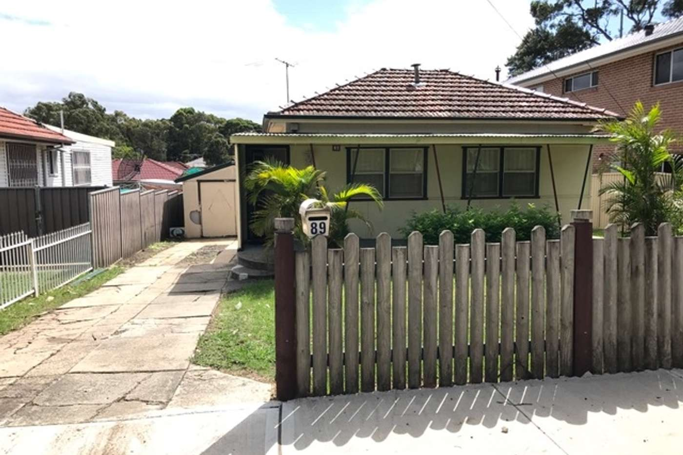 Main view of Homely house listing, 89 Juno Parade, Greenacre NSW 2190