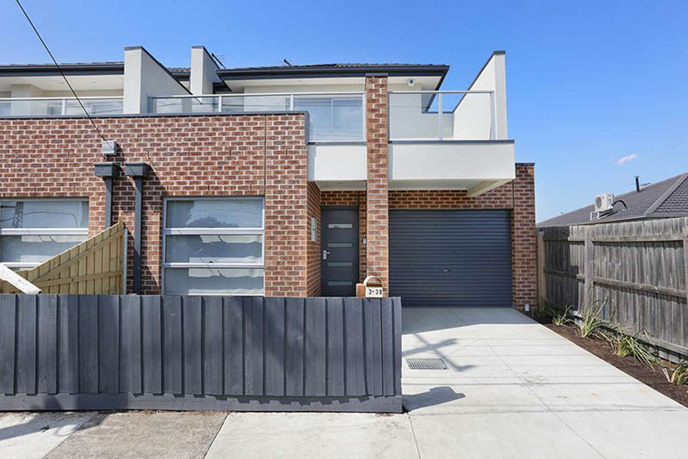 Main view of Homely townhouse listing, 3/38 Electric Street, Broadmeadows VIC 3047