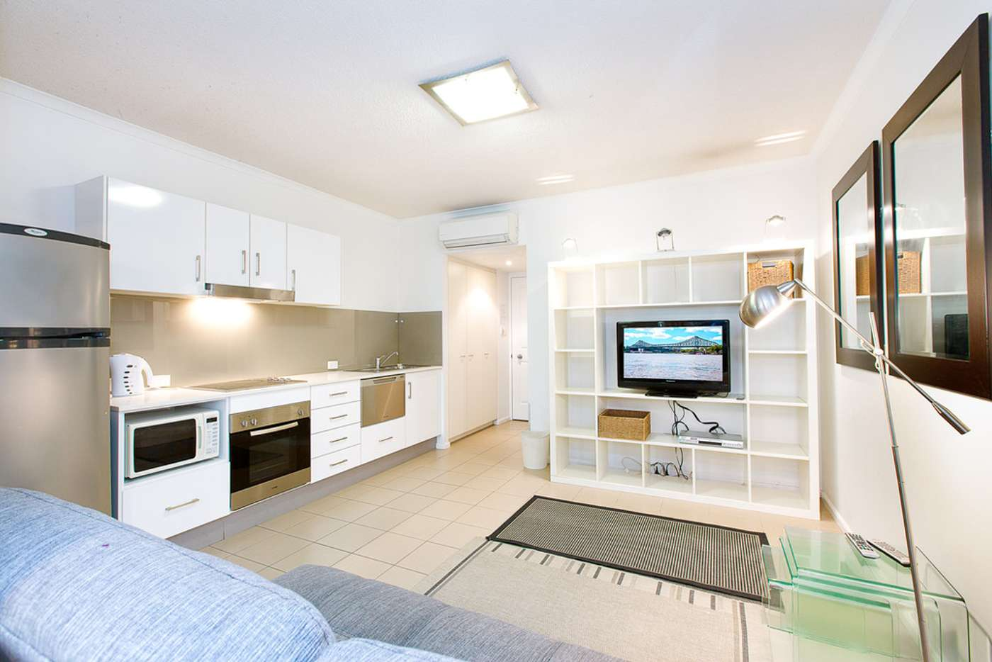 Main view of Homely apartment listing, 85 Deakin Street,,, Kangaroo Point QLD 4169