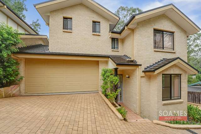 2/59 Campbell Avenue, Normanhurst NSW 2076