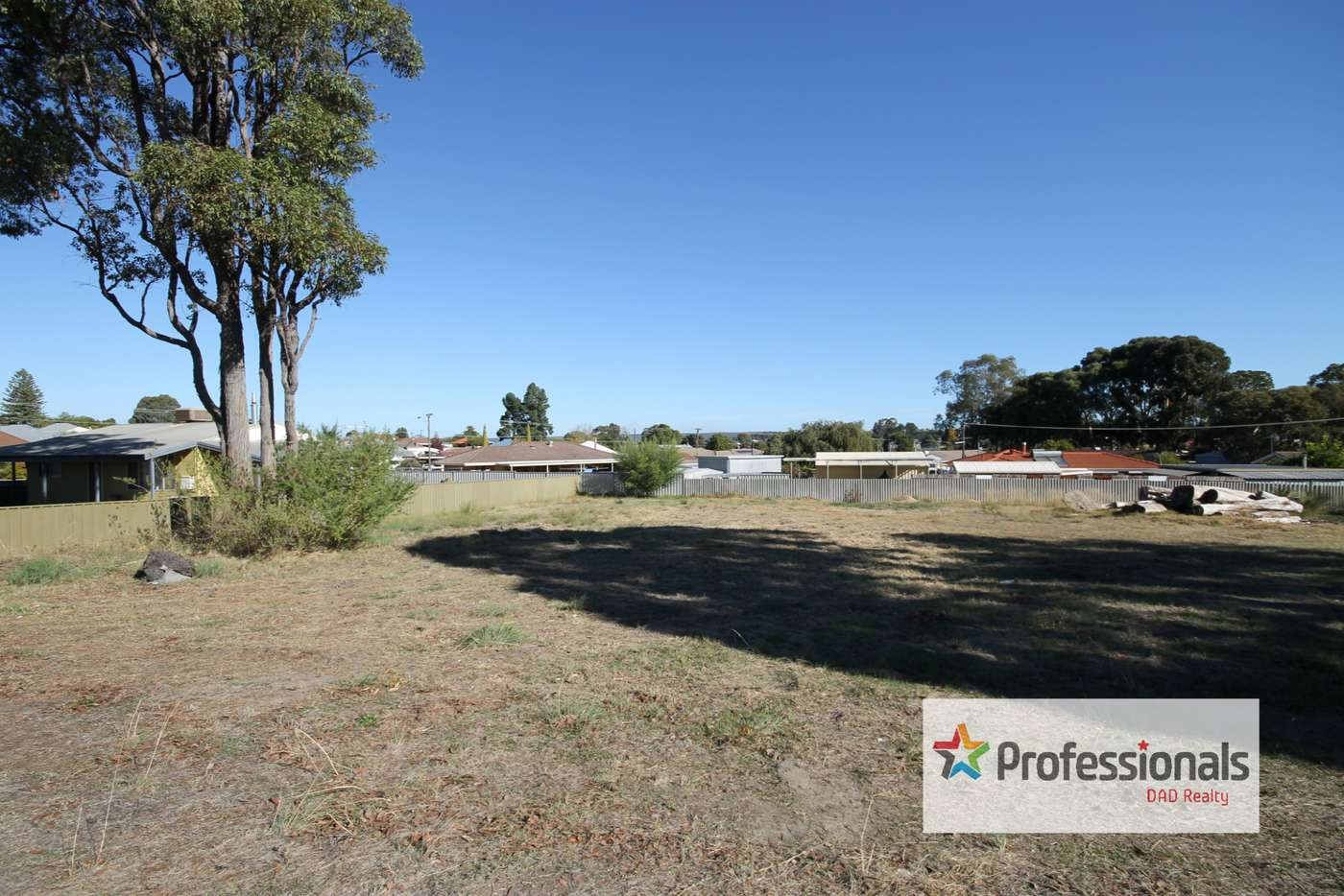 Main view of Homely residentialLand listing, 5 & 7 Park Street, Collie WA 6225