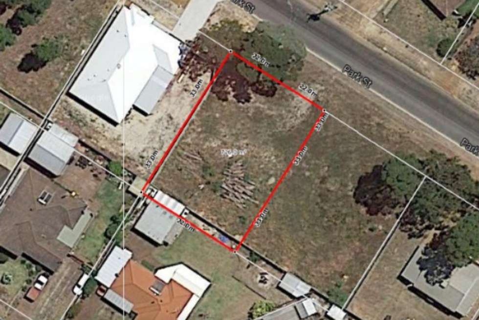 Second view of Homely residentialLand listing, 5 & 7 Park Street, Collie WA 6225