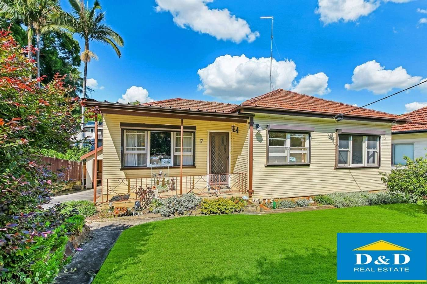 Main view of Homely house listing, 17 Ferris Street, North Parramatta NSW 2151