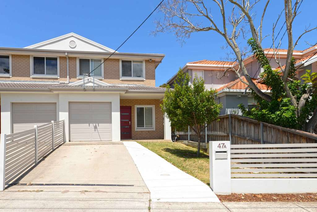 Main view of Homely semidetached listing, 47a Oxley Street, Matraville, NSW 2036