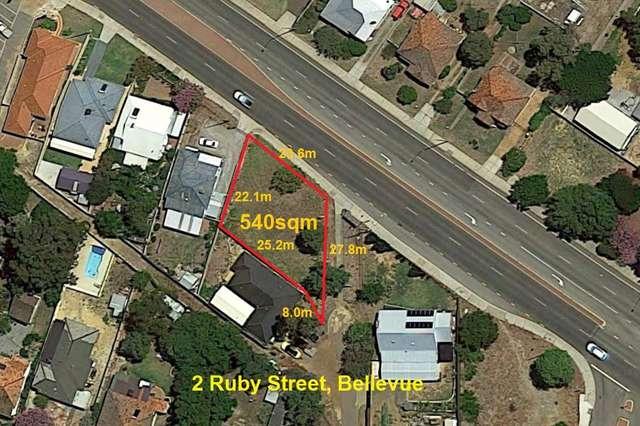 2 Ruby Street, Bellevue WA 6056
