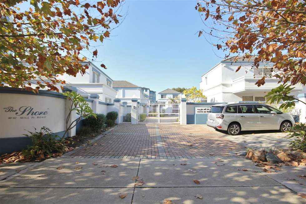 Third view of Homely townhouse listing, 11/40 MILL POINT ROAD, South Perth WA 6151