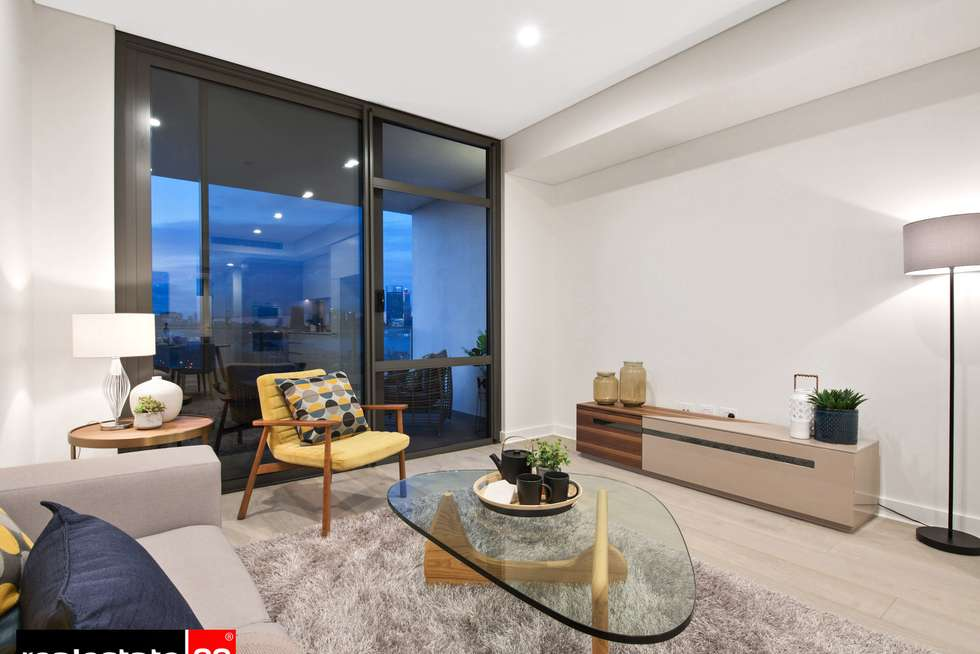 Second view of Homely apartment listing, 1001/30-34 Charles Street, South Perth WA 6151
