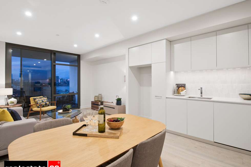 Third view of Homely apartment listing, 1001/30-34 Charles Street, South Perth WA 6151