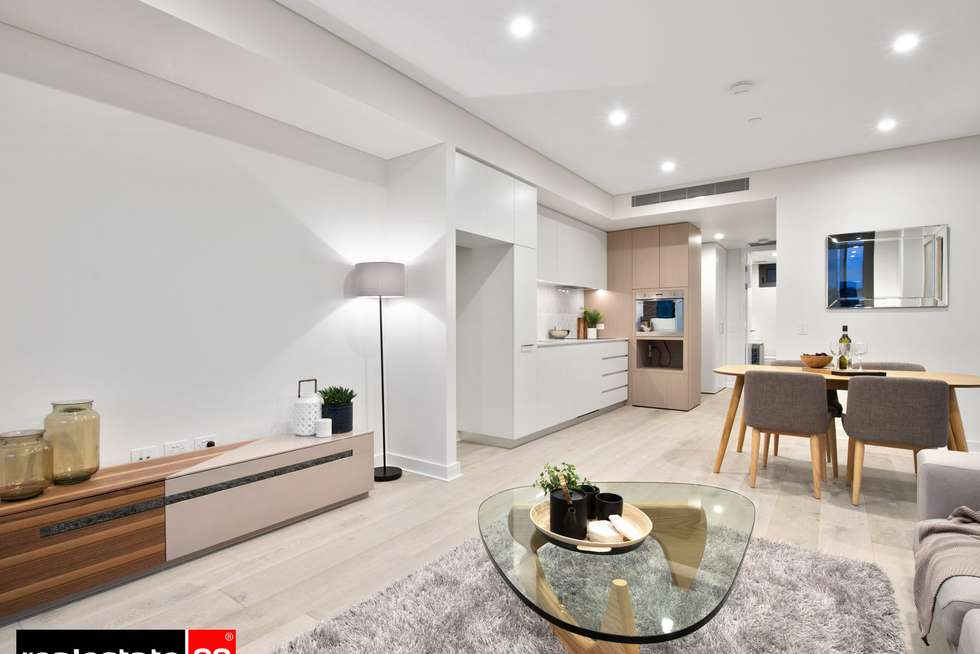 Fourth view of Homely apartment listing, 1001/30-34 Charles Street, South Perth WA 6151