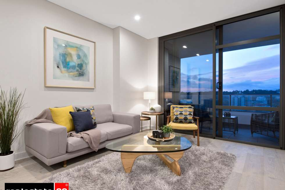 Fifth view of Homely apartment listing, 1001/30-34 Charles Street, South Perth WA 6151