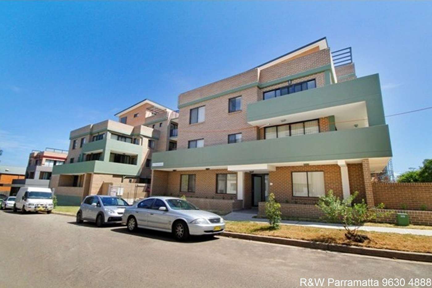Main view of Homely apartment listing, 27/5-11 Howard Avenue, Northmead NSW 2152