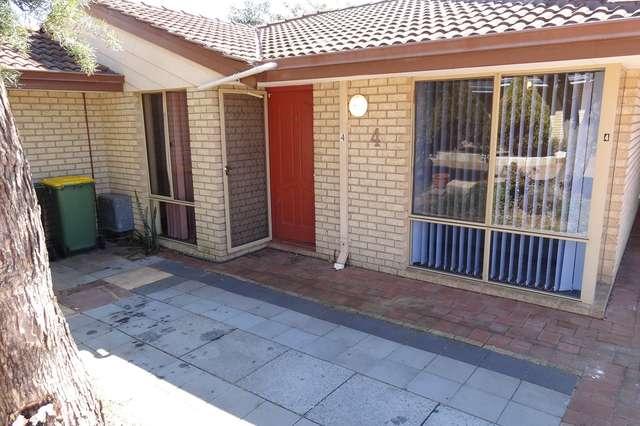 4/45 Osborne Road, East Fremantle WA 6158