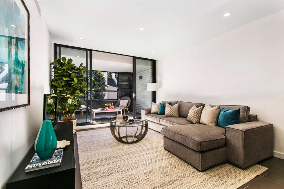 Third view of Homely apartment listing, 10/1-19 Gibbens Street, Camperdown NSW 2050