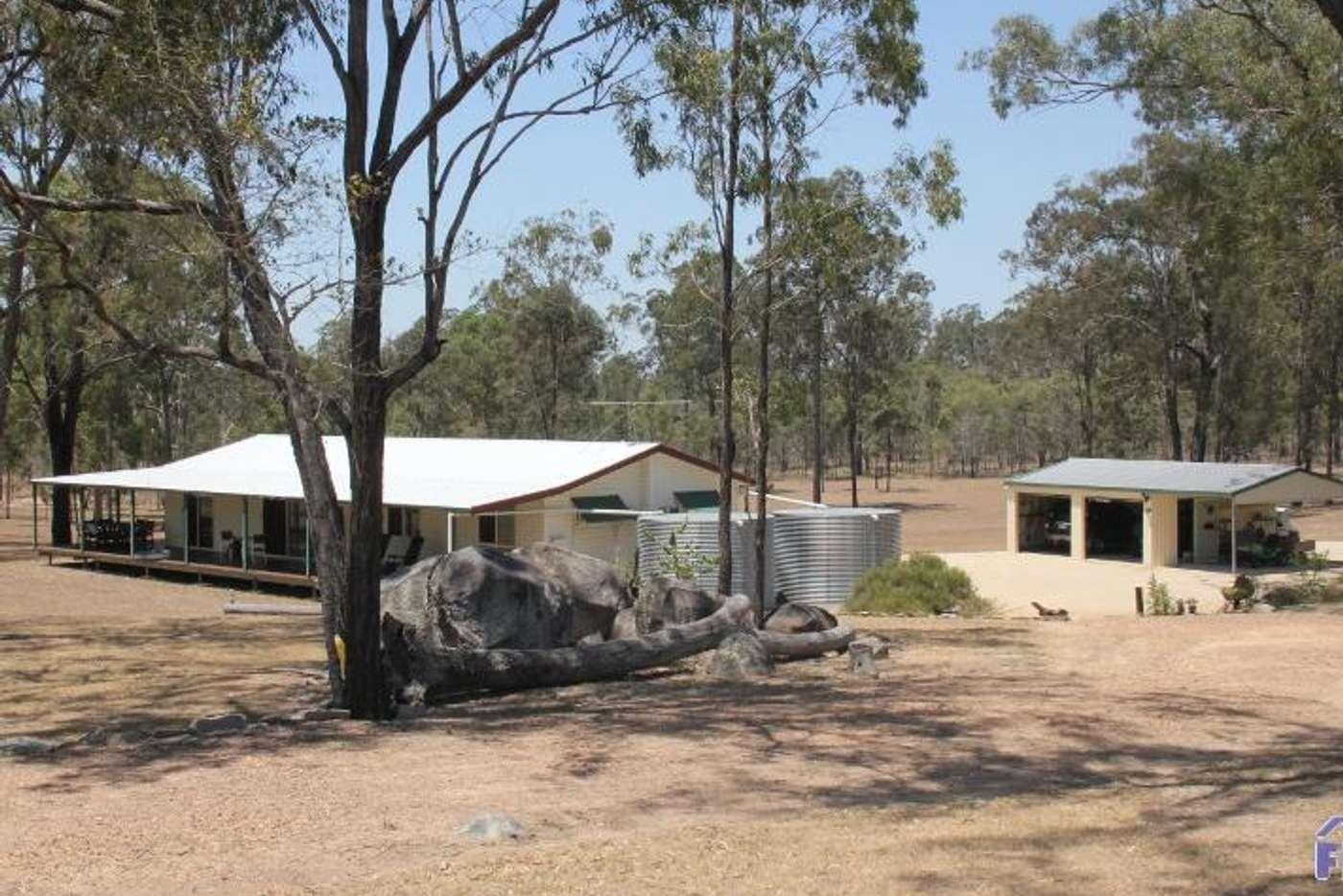 Main view of Homely acreageSemiRural listing, 489 Nanango Brooklands Road, Nanango QLD 4615