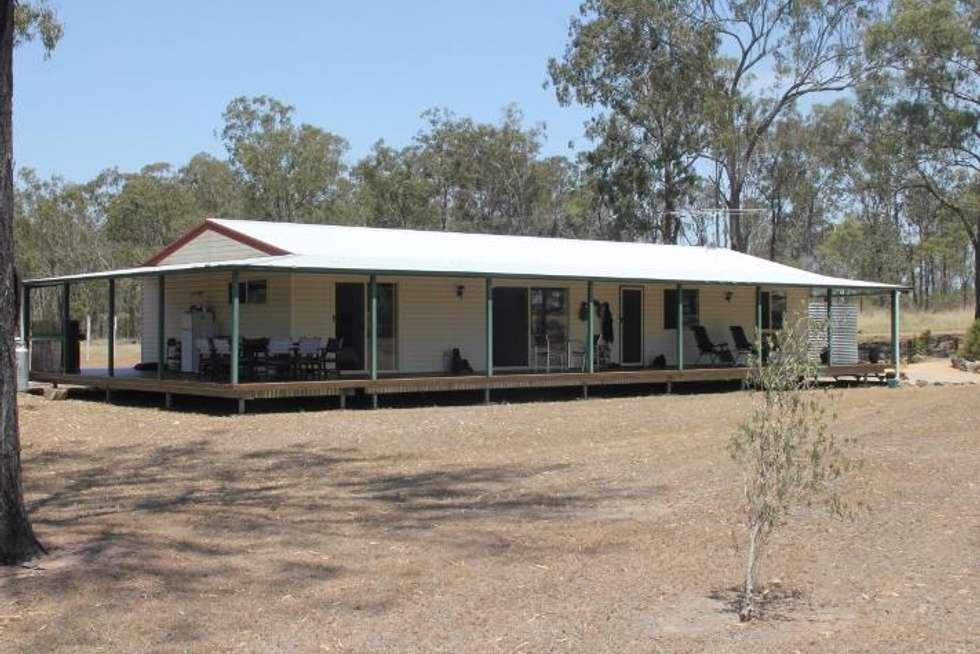 Second view of Homely acreageSemiRural listing, 489 Nanango Brooklands Road, Nanango QLD 4615