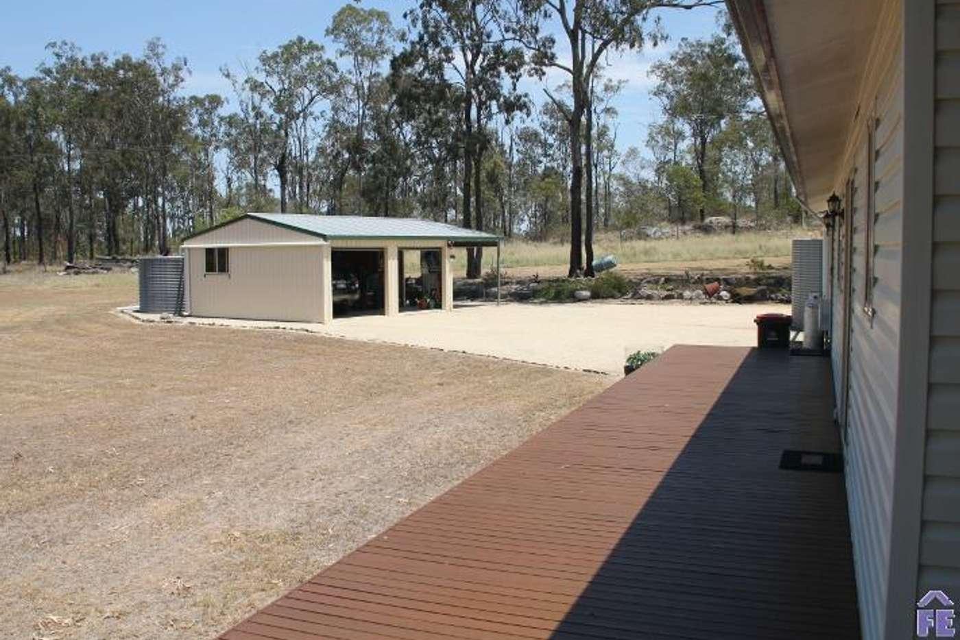 Sixth view of Homely acreageSemiRural listing, 489 Nanango Brooklands Road, Nanango QLD 4615